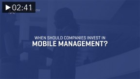 Mobile Computing in the Workplace