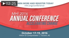 Accelerating Change at Annual Conference 2016