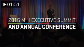 2016 MHI Executive Summit and Annual Conference Recap