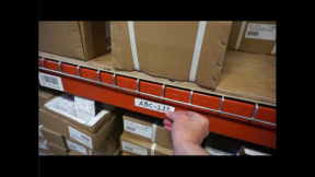 Magnetic Inventory Labels