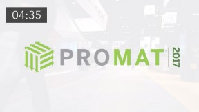 Day 1 at ProMat: The Largest Expo for Manufacturing and Supply Chain Professionals