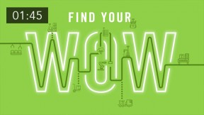 Find Your Wow at PROMAT 2019