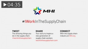 I Work In The Supply Chain