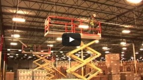 Video Case Study: Lennox DC Label and Sign Installation