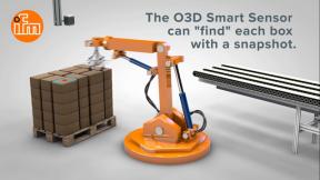 ifm's O3D Smart Sensor