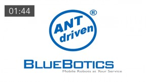 BlueBotics – ANT® driven