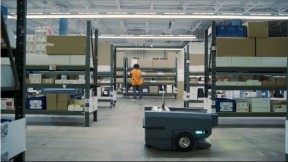 Worker-Robot Collaboration Revolutionizing e-commerce Fulfillment