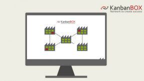 KanbanBOX: the e-kanban software for the Factory, for the Supply Chain and for Sales