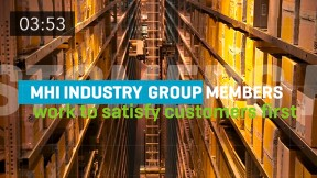 MHI Industry Groups - Advancing the Supply Chain Industry