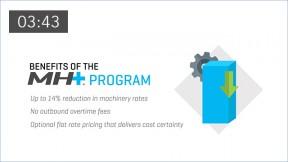 MHI's New MH+ Program