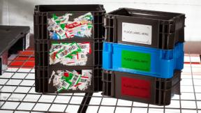 The Original Placard Label Holder: Never Scrape Label Residue Again