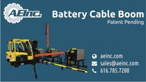 AEI Battery Cable Boom