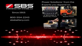 Power Solutions from the Experts at Storage Battery Systems