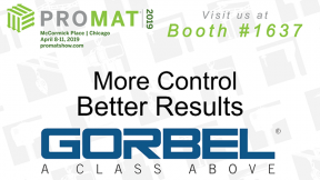 Come Visit Gorbel at Booth #1637!