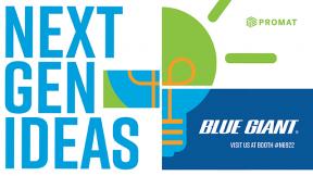 BlueGiant ProMat 2019