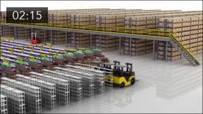 CET Designer – Intelligent Software for Warehouse Design