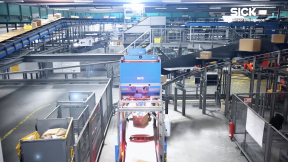 Logistics Gets Smart with Sensor Solutions from SICK