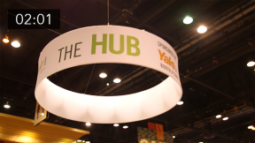 The Hub at ProMat 2019