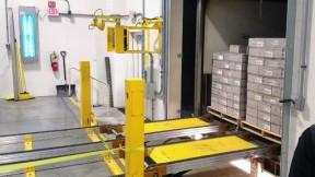Freight Runner Dock to Trailer (D@T) System